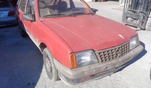 Opel Ascona 1989