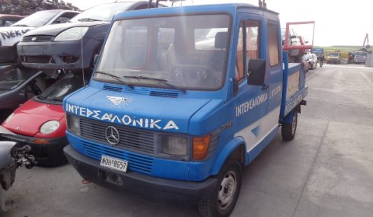 Mercedes 2000