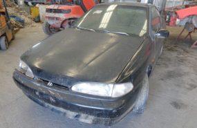 Hyundai S-coupe 1992