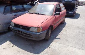 Toyota Starlet 2002