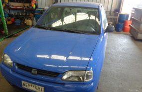 Seat Arosa 2000